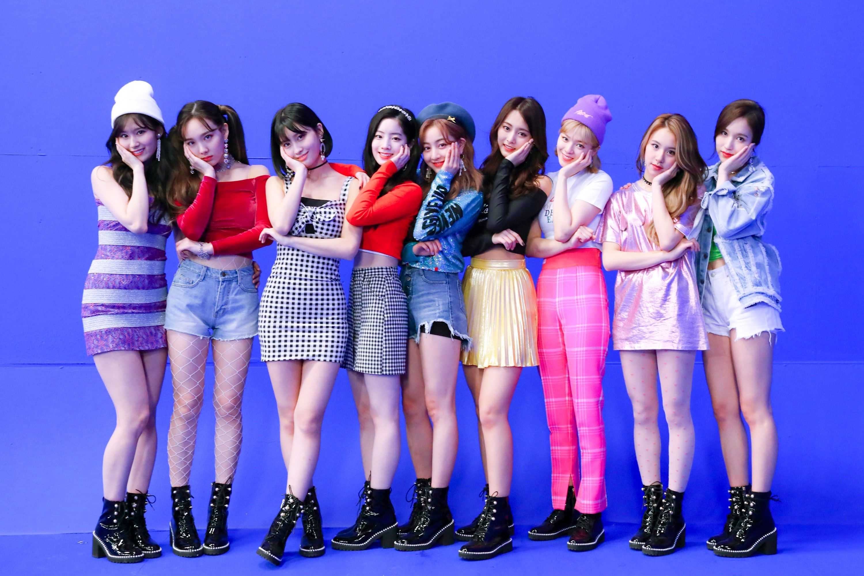 TWICE explains the meaning of Eyes Wide Open songs