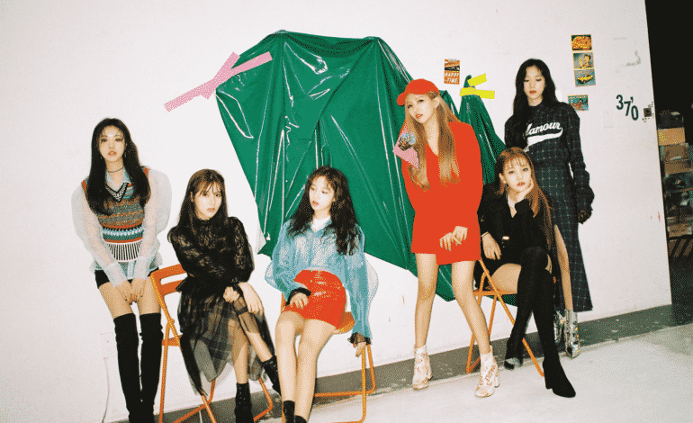 (G)I-DLE: I Am