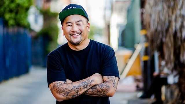 The chef Show roy choi