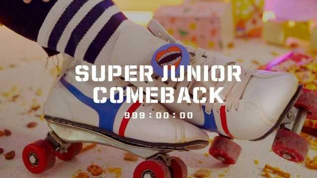 Comeback 2019 Super Junior