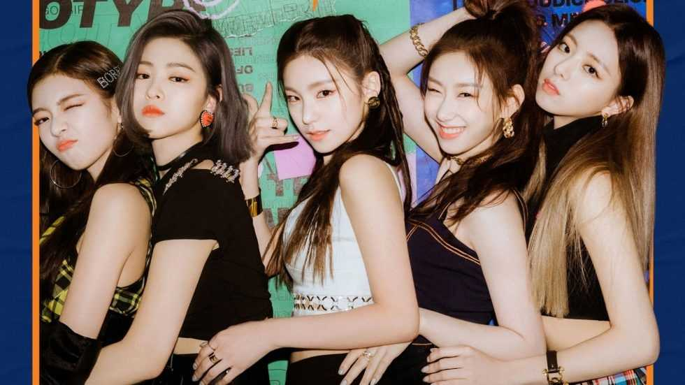 ITZY mini-álbum IT'z Me
