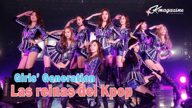 Girls' Generation Kpop-aniversario