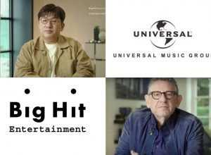 BigHit Entertainment se une a Universal Music Group en gran proyecto.