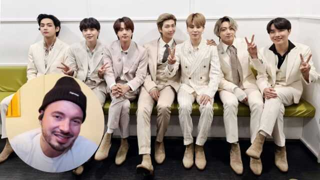 BTS y J Balvin HYBE e Ithaca Holdings