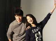 Kim Woo Bin y Shin Min Ah drama Our Blues